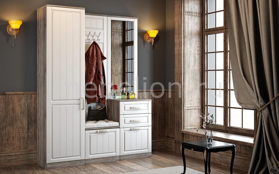 Стенка модульная Мебель Трия Прованс ГН-223.308