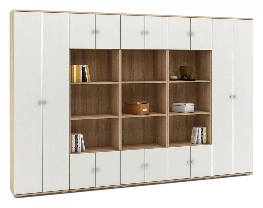 Шкаф комбинированный Тунис-8