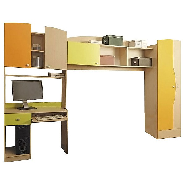 Стенка для детской Олимп-мебель