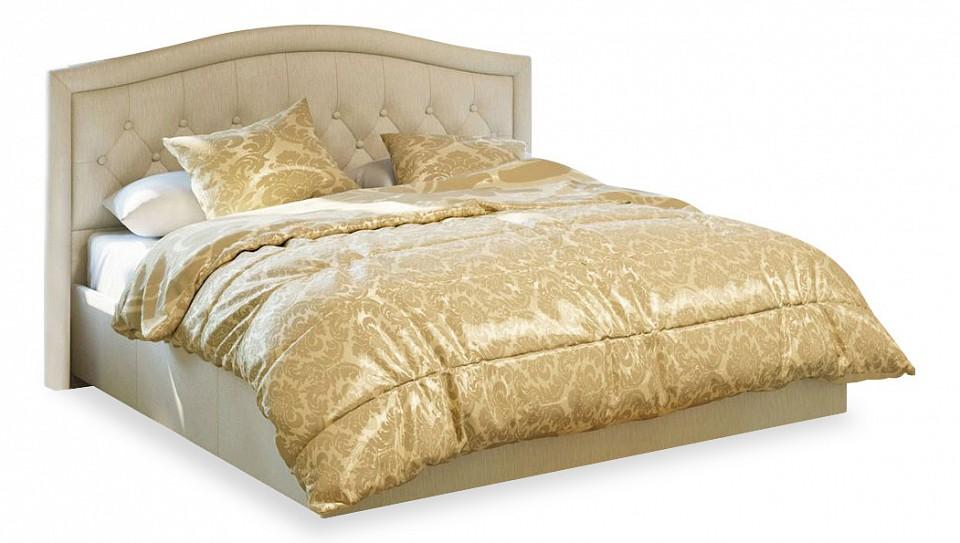Купить Кровать двуспальная Адель СМ-300.01.11(5), Мебель Трия, Россия