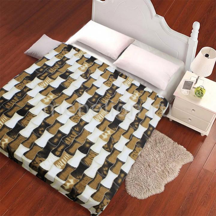 Плед TexRepublic (150х200 см) Бамбук плед hongda textile плед баттерфляй цвет коричневый 150х200 см