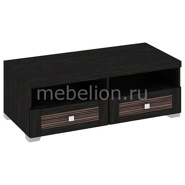 Тумба для ТВ Фиджи Тм(01)_19 венге цаво/каналы дуба mebelion.ru 5290.000
