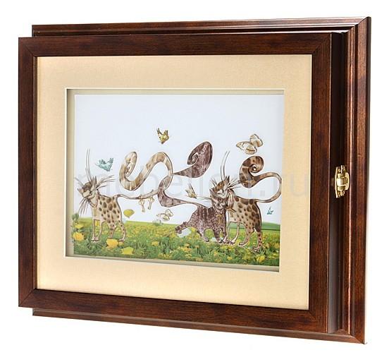 Ключница (31.5х25.5 см) 541-069  как украсить тумбочку своими руками