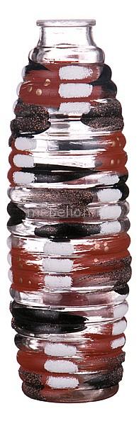 Ваза настольная (28 см) Цветная мозаика 135-2664