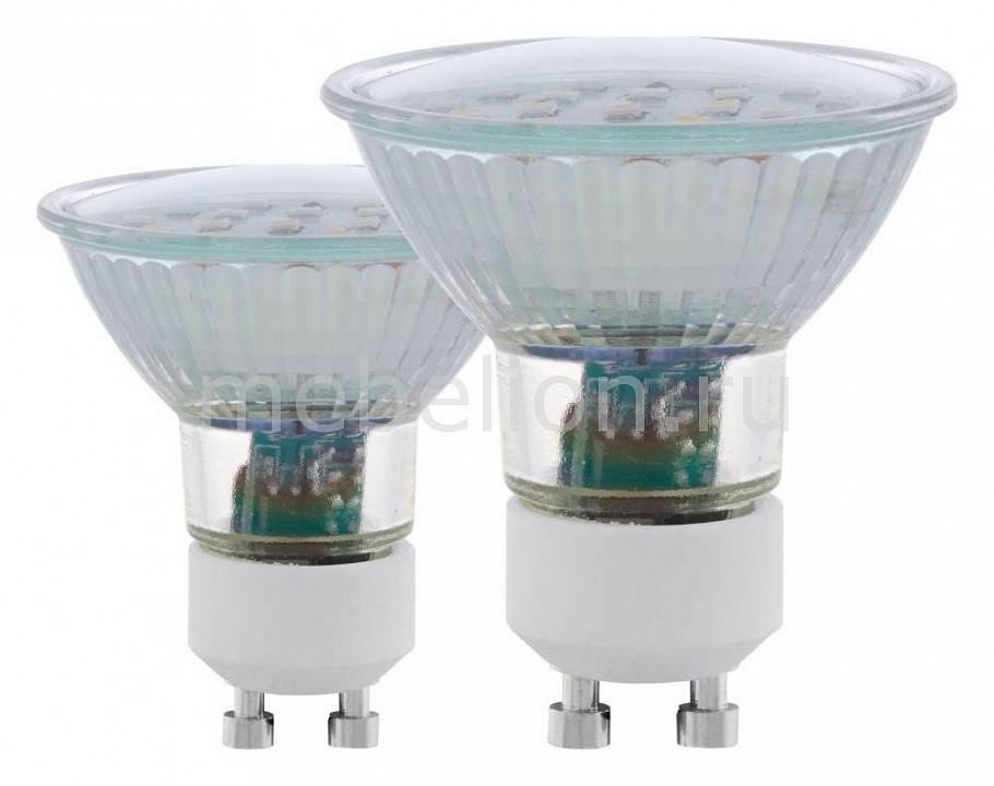 Комплект из 2 ламп светодиодных Eglo SMD GU10 56Вт 3000K 11537 лонгслив blukids blukids bl025egvyx39