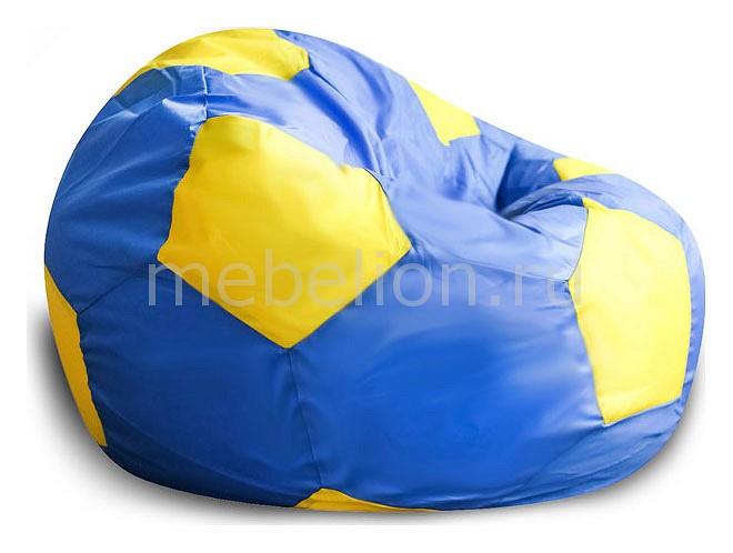 Кресло-мешок Dreambag Мяч Сине-Желтый (Оксфорд) кресло мешок dreambag мяч баскетбольный