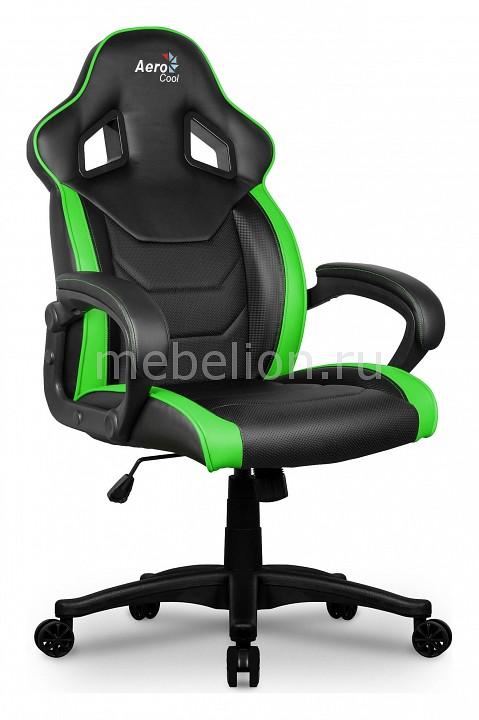 Кресло игровое Aerocool AC60C AIR-BG кресло для геймера aerocool ac60c air bg черно зеленое