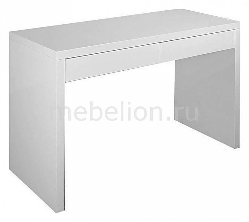 Стол письменный DL-HG002 прямой белый mebelion.ru 8211.000