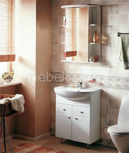 Набор для ванной Акватон Кристалл