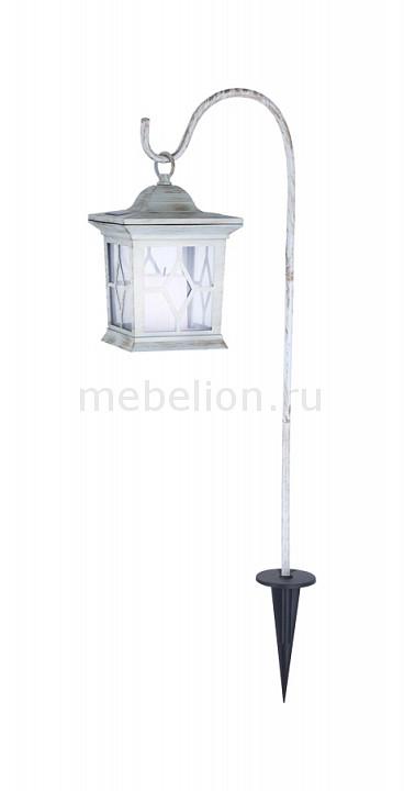 Наземный низкий светильник Solar Al 8 33272