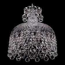 Подвесной светильник 7711/30/Ni/Balls