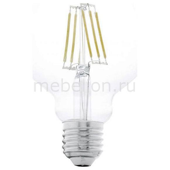 Лампа светодиодная [поставляется по 10 штук] Eglo Лампа светодиодная G95 E27 6Вт 2700K 11503 [поставляется по 10 штук] лампа светодиодная [поставляется по 10 штук] eglo лампа светодиодная g80 e27 2вт 2200k 11556 [поставляется по 10 штук]