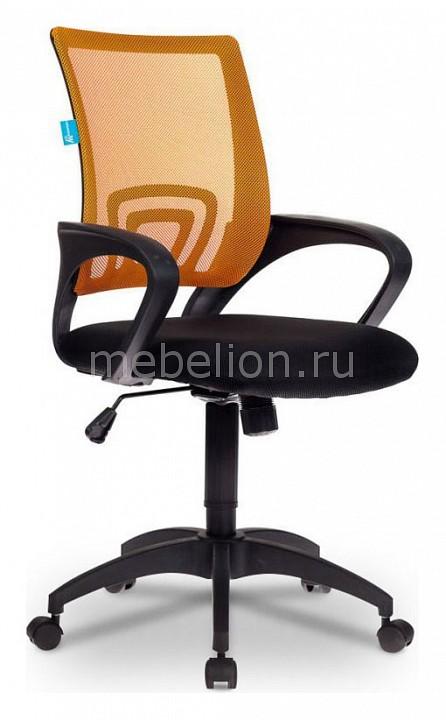 Кресло компьютерное Бюрократ CH-695/OR/BLACK компьютерное кресло бюрократ ch 829 bl black black black