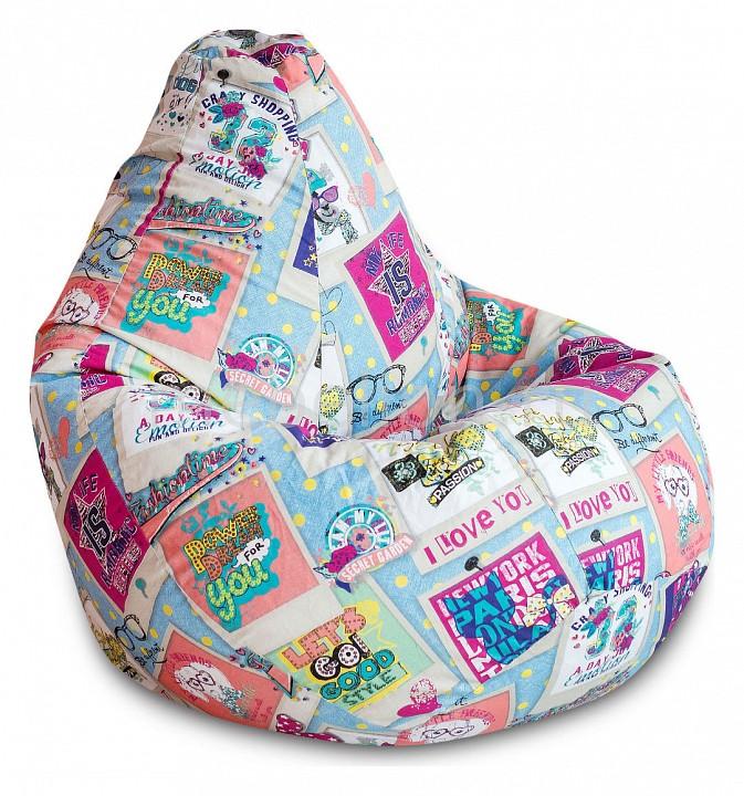 Кресло-мешок Dreambag Dream L этикетки универсальные qp 38x21 2 мм ij l k 3666