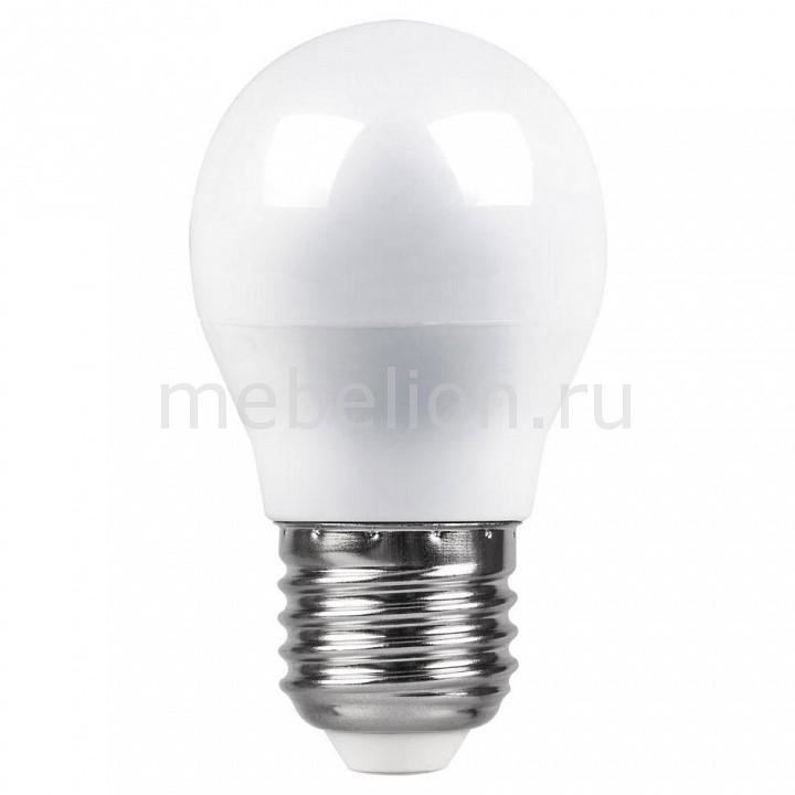 Лампа светодиодная [поставляется по 10 штук] Feron Лампа светодиодная E27 220В 5Вт 2700 K LB-38 25404 [поставляется по 10 штук] лампа светодиодная feron sbg4509 e27 9вт 220в 2700 k 55082