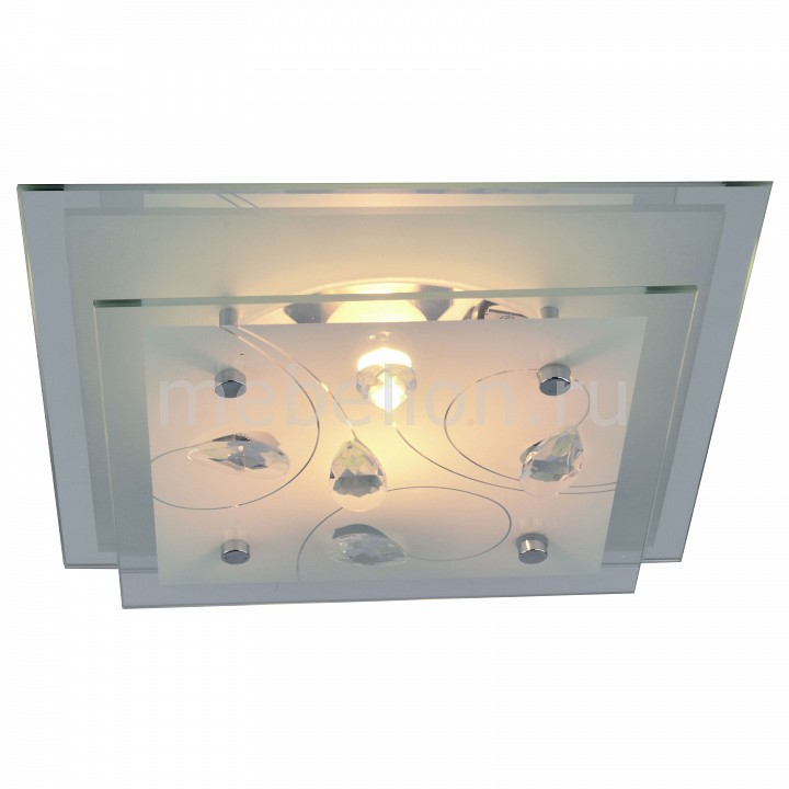 Накладной светильник Arte Lamp Snow white A4058PL-1CC