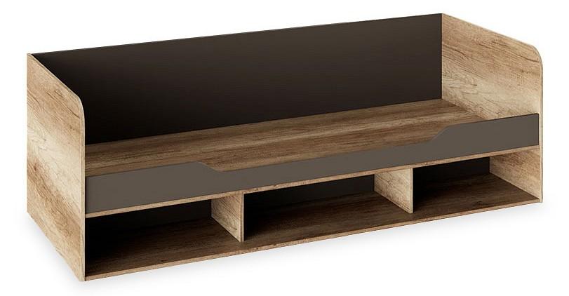 Кровать Smart мебель Пилигрим ТД-276.12.02