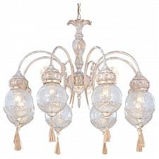 Подвесная люстра Arte Lamp A2145LM-8GA Ramses