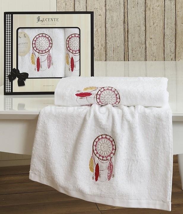Набор полотенец для ванной Karna Набор из 2 полотенец для ванной PIUMA karna karna кухонный набор из 2 полотенец avze v21