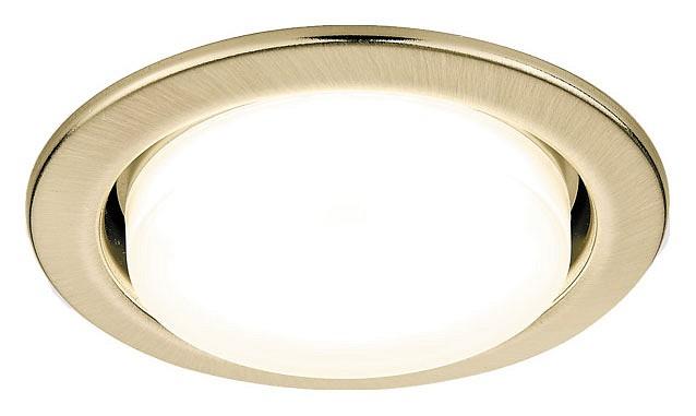 Встраиваемый светильник Ambrella GX53 G101 G101 SB
