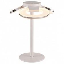 Настольная лампа декоративная 399 399/3T-LEDWhitechrome