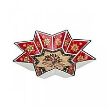 Салатник (32 см) Christmas collection 586-126