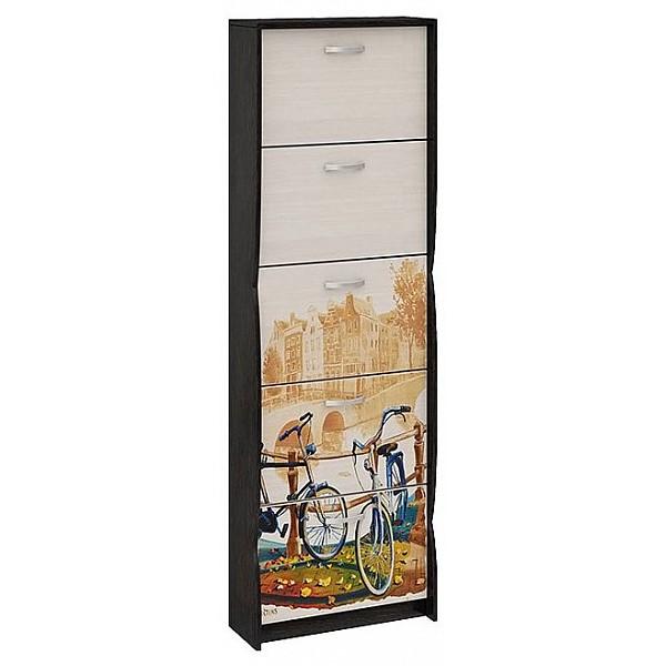 Шкаф для обуви Мебель Трия