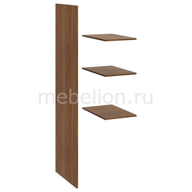 Панель с полками для шкафа Мебель Трия Вирджиния ТД-233.07.02-01