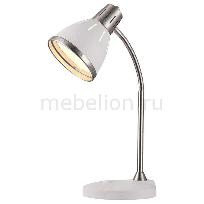 Настольная лампа офисная Freya Nina FR5151-TL-01-W офисная настольная лампа freya nina fr5151 tl 01 yw