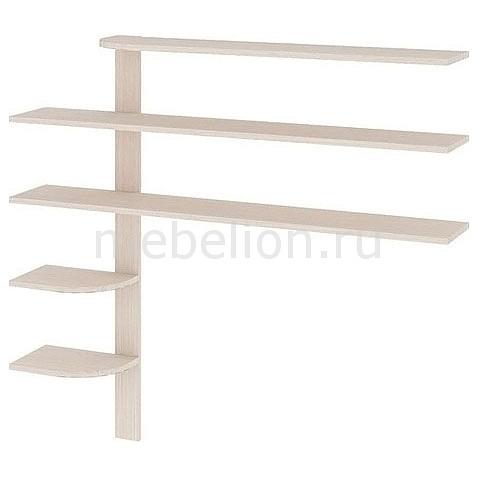 Полка навесная Мебель Трия Фиджи Св(15) дуб белфорт мебельтрия полка навесная фиджи св 15 дуб белфорт