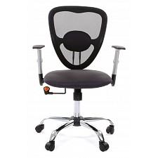 Кресло компьютерное Chairman 451 серый/хром
