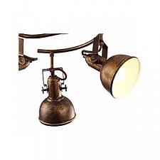 Спот Arte Lamp A5215PL-3BR Martin