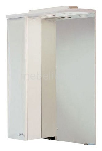Зеркало с полкой Акватон Акватон Джимми 57 цены
