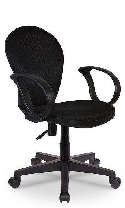 Кресло компьютерное Бюрократ Бюрократ CH-687 черное бюрократ кресло компьютерное ch 687 черное