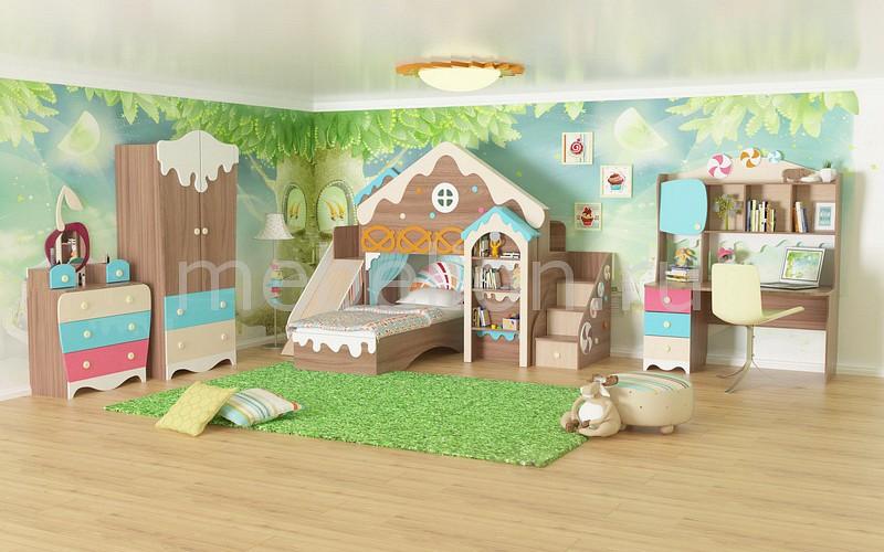 Гарнитур для детской Пряничный домик №3