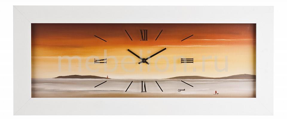 Настенные часы (66х28 см) Lowell 11071RS