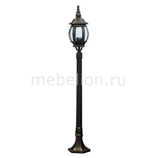 Наземный высокий светильник Feron 8110 11240 gt 8110 black