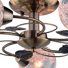 Люстра на штанге Arte Lamp A1292PL-5AB Martina