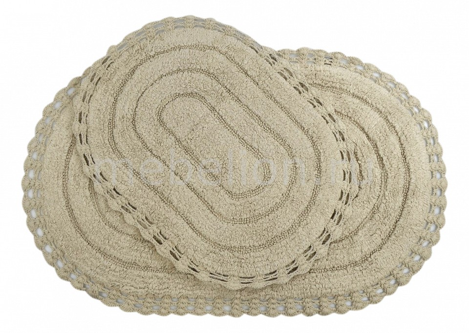 Коврик для ванной Karna Набор из 2 ковриков для ванной Yana