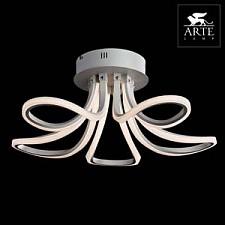 Потолочная люстра Arte Lamp A9354PL-5WH Nastro