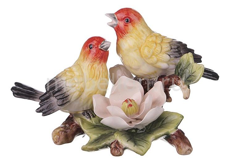 Статуэтка (17х11х10 см) Птички 59-623