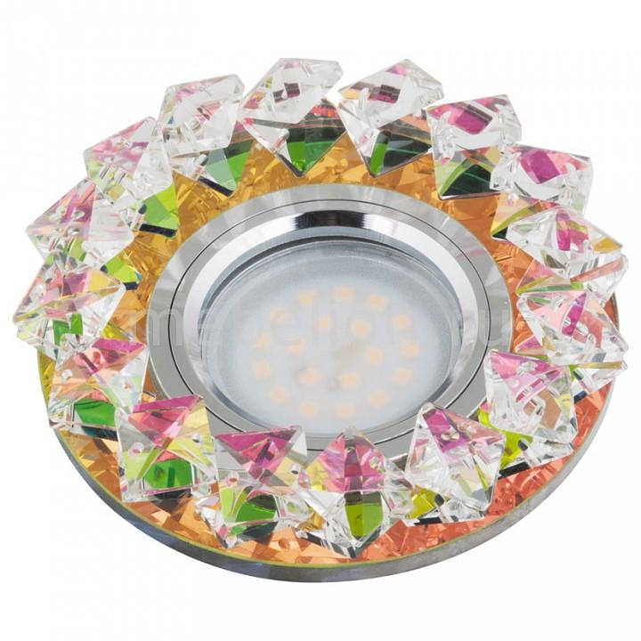 Встраиваемый светильник Uniel 10551 Peonia