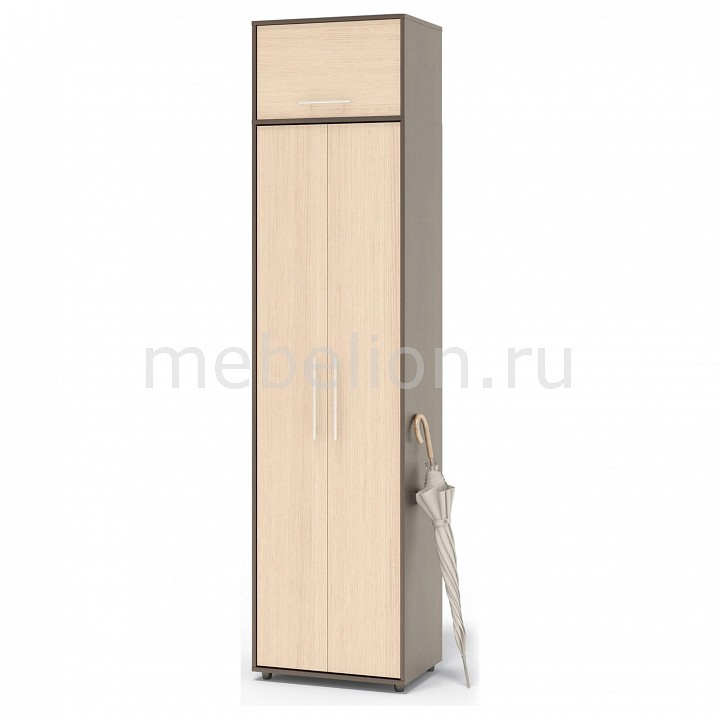 Шкаф платяной Сокол ШО-1+ШН-1