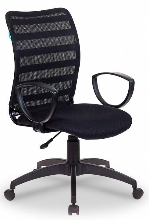 Кресло компьютерное Бюрократ Бюрократ CH-599AXSN/32B/TW-11 кресло для офиса бюрократ ch 599axsn tw 11 black