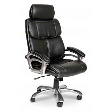 Кресло для руководителя Chairman 433 черный/серый, черный
