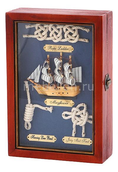 Ключница АРТИ-М (17х25 см) Парусник 271-006 б д сурис фронтовой дневник дневник рассказы