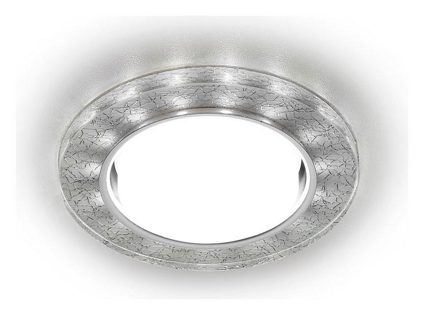 Встраиваемый светильник Ambrella GX53 G248 G248 W/CH