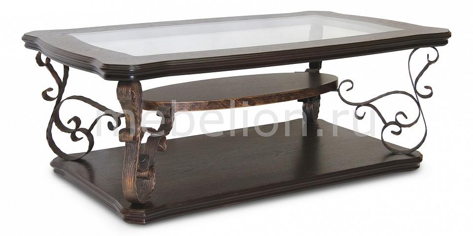 Стол журнальный Мебелик Лючия 2101 банкетка мебелик лючия 2501