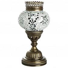 Настольная лампа декоративная Марокко 0912A,01