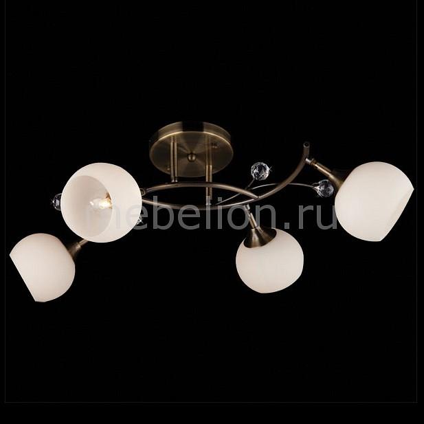 Светильник на штанге Eurosvet 9604/4 античная бронза 9604